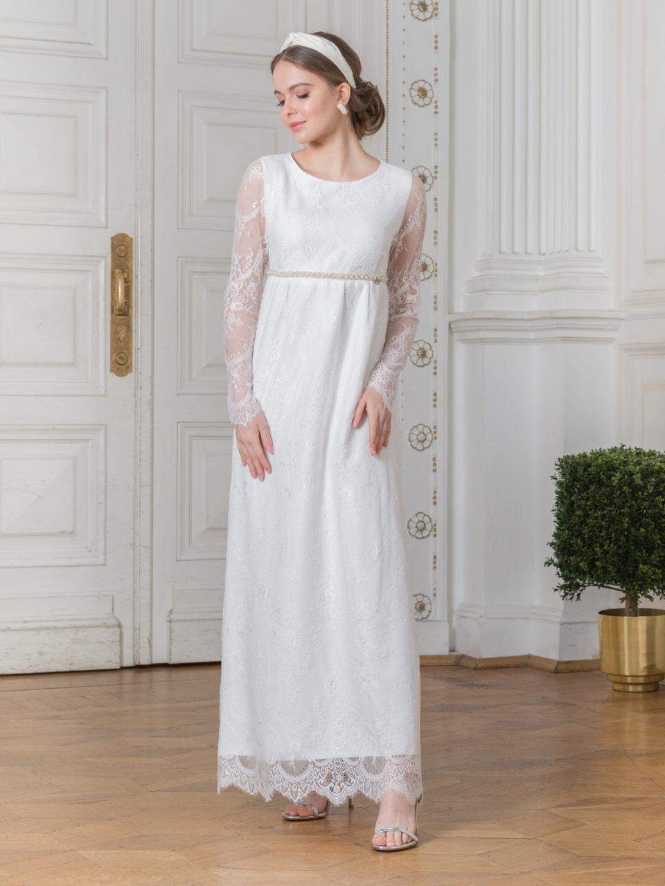 Платье 1858