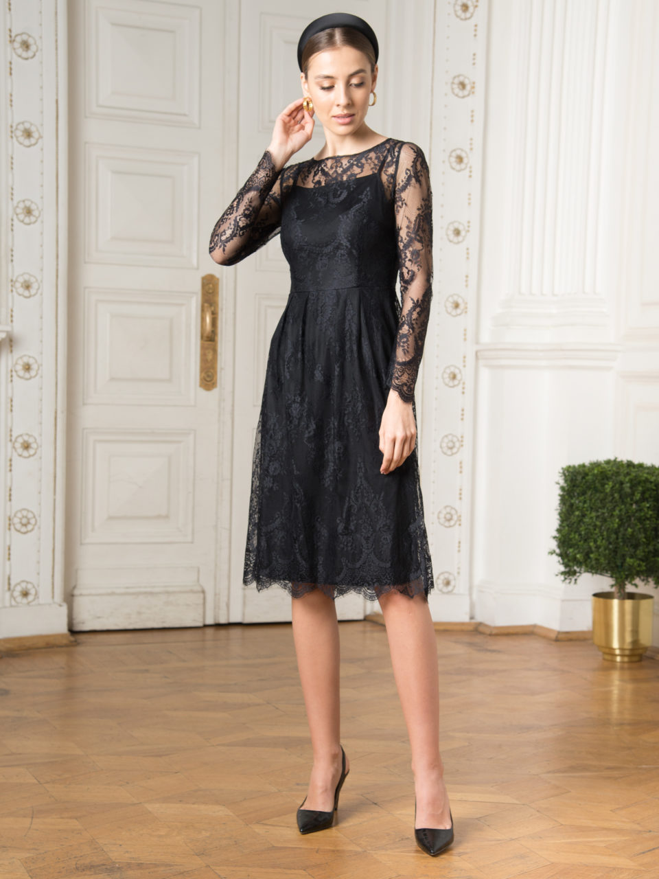 Платье 2003