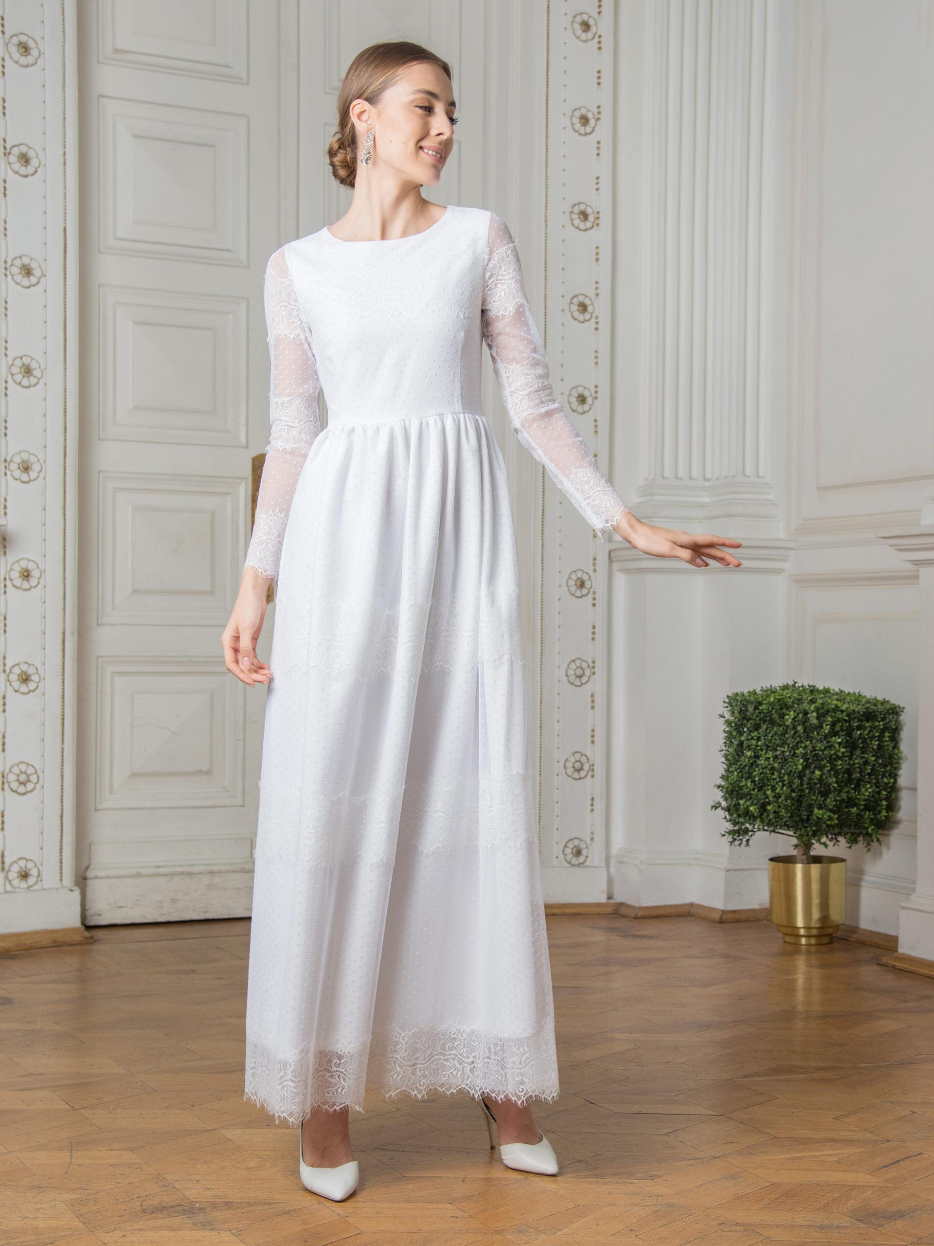 Платье 1859