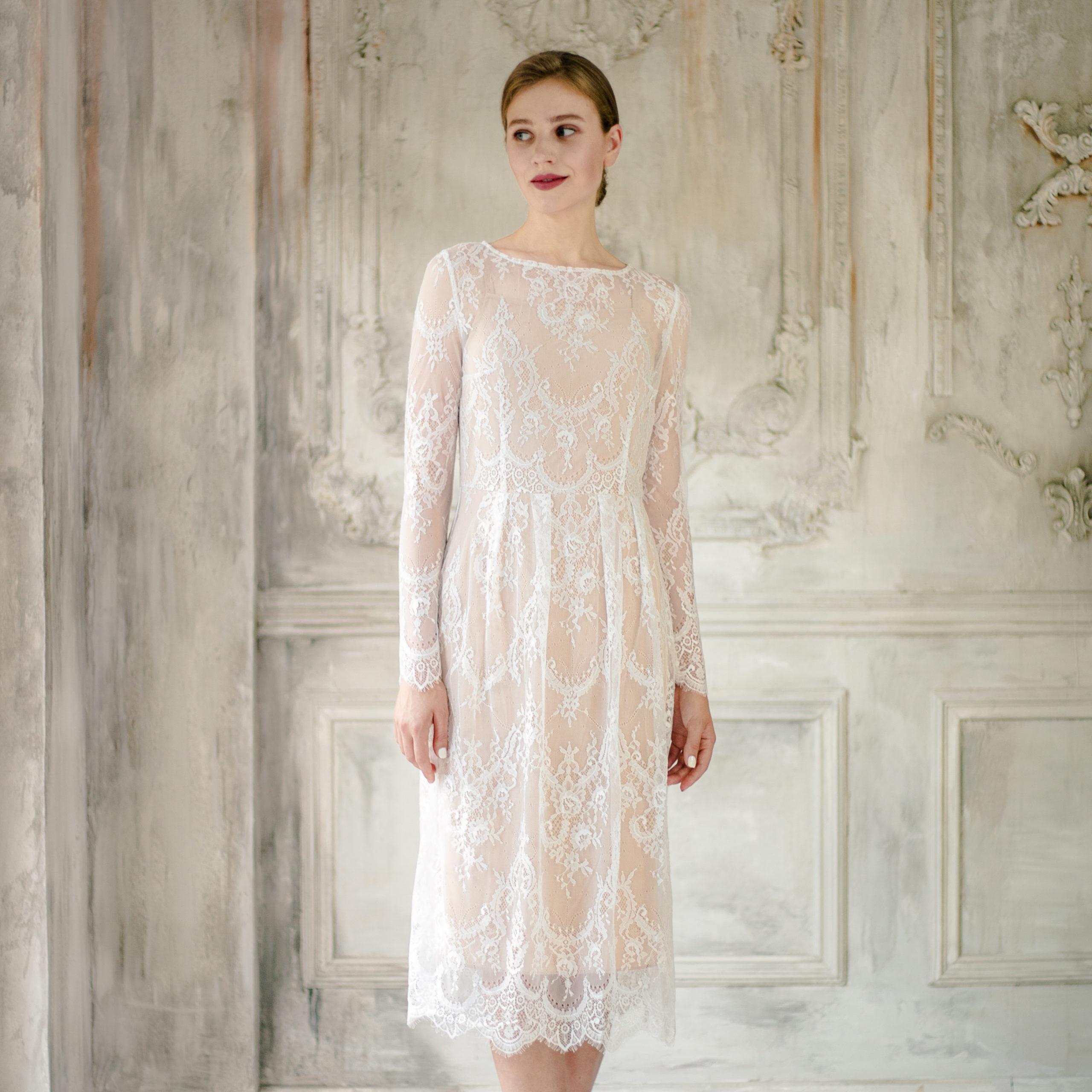 Платье 1886